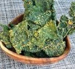 kale chips green snacks