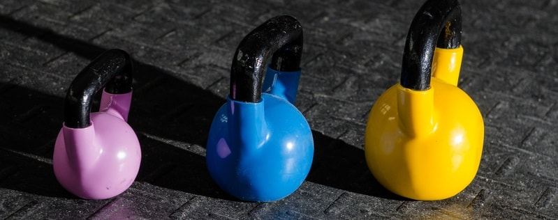 learn to use kettlebells