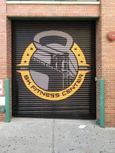 Bk fitness center exterior